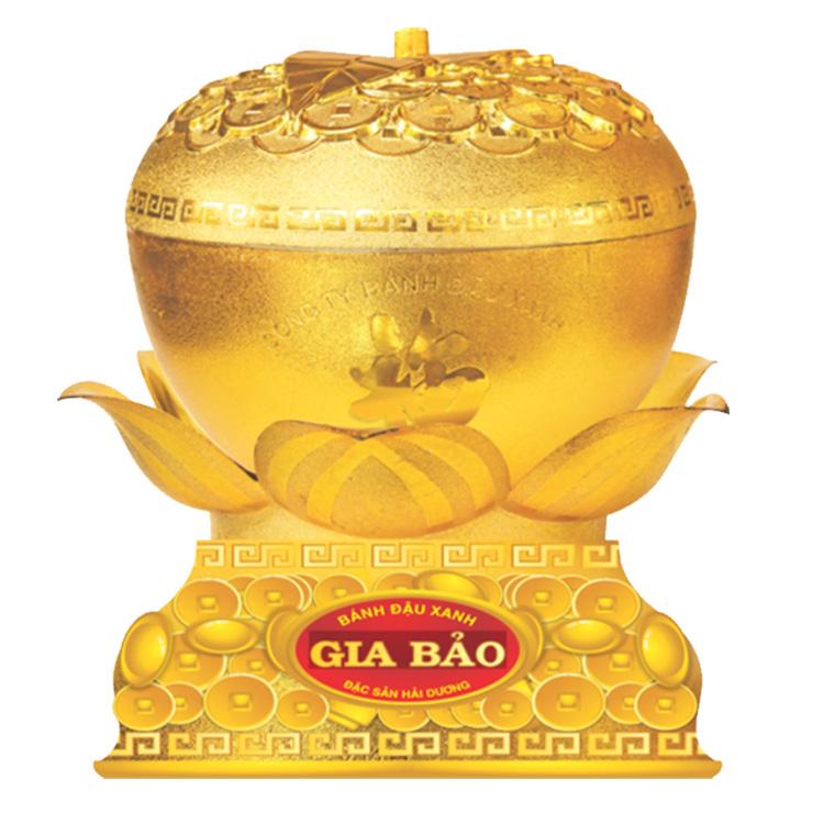 Quả đài sen bát vàng