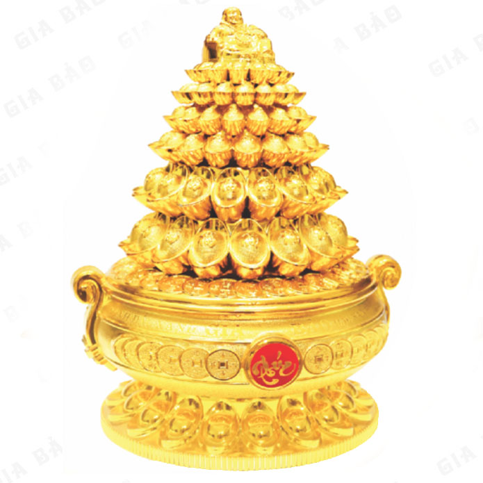 Hộp tháp vàng