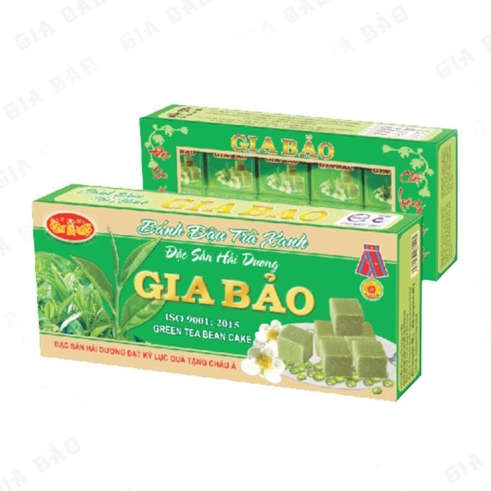 Hộp Gia Bảo trà xanh
