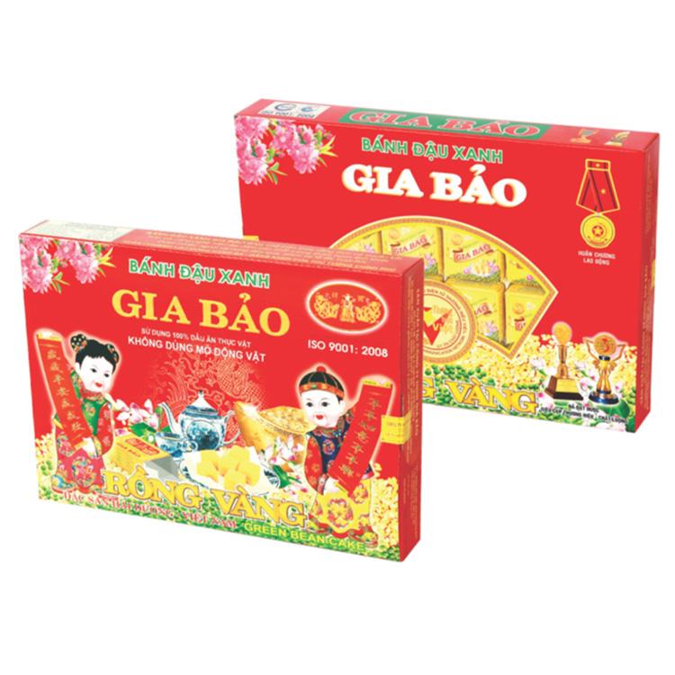 家宝 绿豆饼 GB20盒